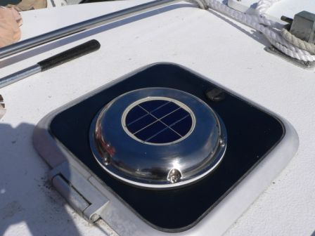 Microwhiz on Boat Installed Ventilation