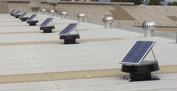 Industrial Ventilation Fans Exhaust Vents : Commercial exhaust fans ventilation