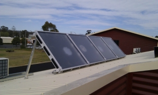 Solar Whiz Installation