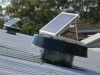 Solar Fans - solar ventilation