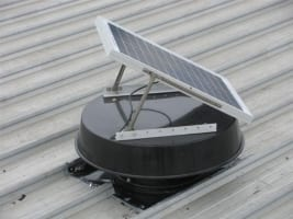 Whirlybird - roof ventilator - whirly birds