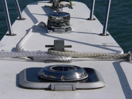 Boat Fan Ventilation