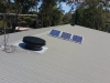 Extractor Fans on roof