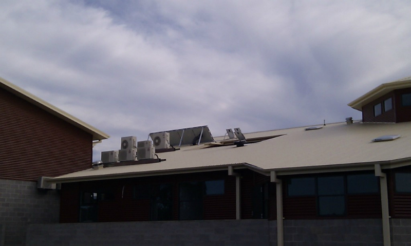 Solar Whiz Installation For Moruya Medical Centre Nsw