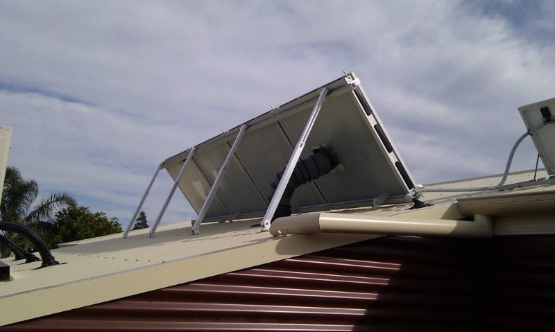 Medical centre solar whiz