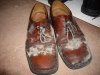 Mouldy shoes in wardrobe - prevent mould
