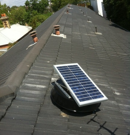 Solar Exhaust Fans Roof Extractor Fans Commercial