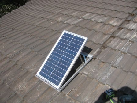 PV panel for Sub Floor