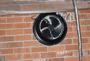 Subfloor Fan