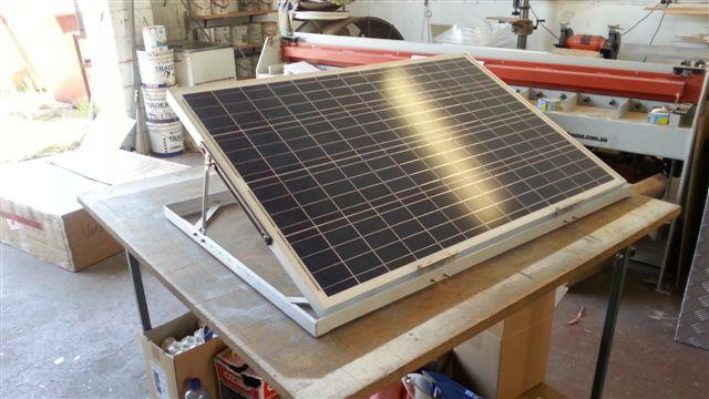 100W PV Panel 1