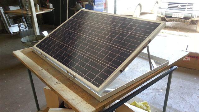 100W PV Panel 2